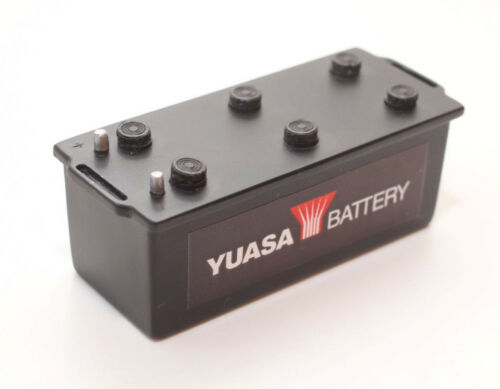 2016 NEW 1//14 Scale Truck Battery for Tamiya Scania Man Ford Mercedes Actros