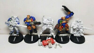 Warhammer 40K Space Marines Figures Painted Metal /& Plastic MULTI-LISTING