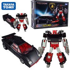 Takara Tomy TRANSFORMERS Masterpiece MP-12G SIDESWIPE Lambor G2 Black Toy Gift