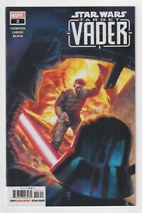 STAR-WARS-TARGET-VADER-3-MARVEL-comics-NM-2019-Robbie-Thompson-Stefano-Landini