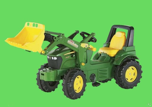 rolly toys 710027 rollyFarmTrac Premium John Deere 7930 mit Lader Blitzversand