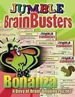 Jumble(r) Brainbusters Bonanza by Tribune Media Services (Paperback / softback, 2004)