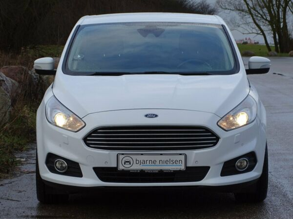Ford S-MAX 2,0 TDCi 150 Trend aut. billede 2