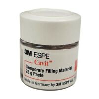 3m Cavit P (hard) 28 Gm Jar Dental