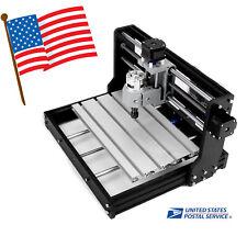 Mini Cnc 3018 Pro Laser Er11 Engraving Machine Pcb Milling Woodworking Station