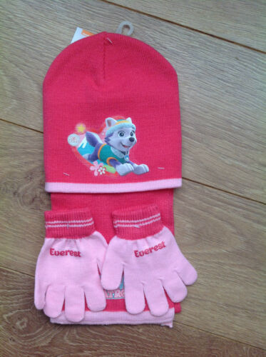 Dinsey Frozen Minion Paw Patrol Dory Girls Kids Character Hat 1-9 years 52-54cm