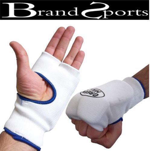 Greenhill palm hand pad taekwondo karate kick boxing bandages padded gym wrap