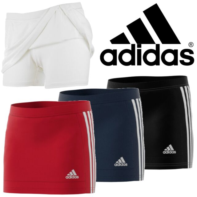 the best attitude 8fc3a fb56b adidas CLIMALITE T16 Girls Tennis Hockey Skort Eco-Friendly Sport Shorts    Skirt