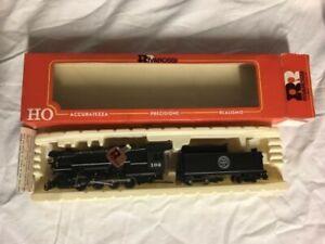 Rivarossi Trains Treni Locomotiva 1271 H0 0-6-0 Con Tender  New