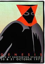 GENESIS - LIVE AT SHEPPERTON STUDIOS 1973 LIVE CONCERT DVD - BRAND NEW SEALED