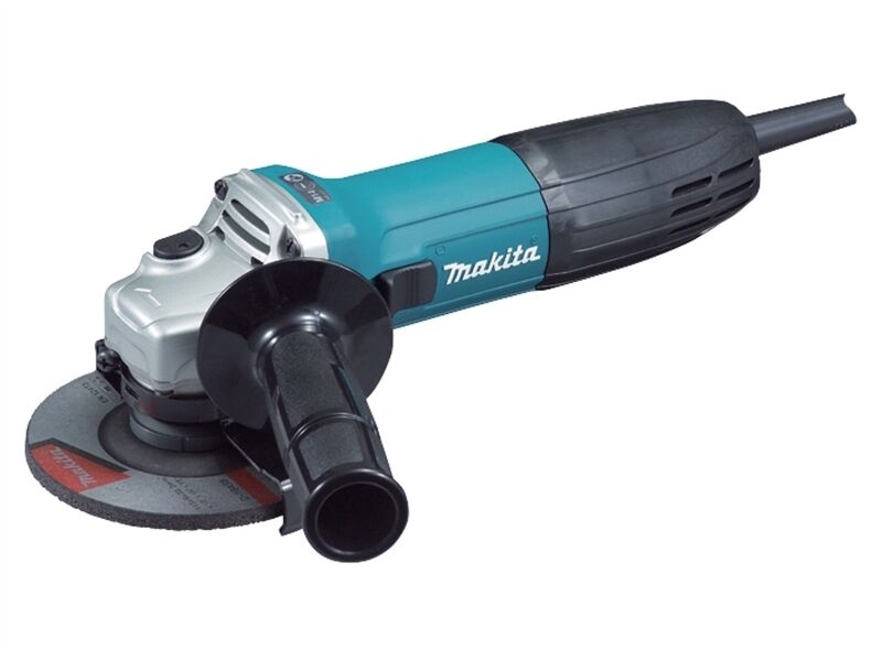 Makita 115mm Slim Body Angle Grinder 720 Watt 230 Volt GA4530R