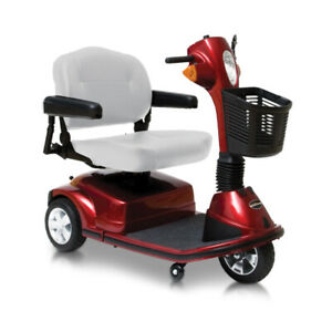 Pride Maxima 3 Wheel Mobility Scooter, VAT Exempt, Free Delivery & Install
