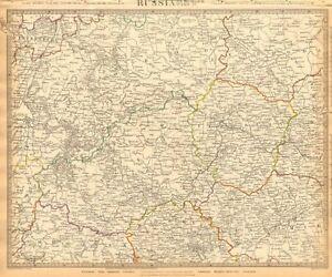 Vladimir Russia Map.Russia Novgorod Tver Smolensk Vologda Iarolslav Moscow Vladimir Sduk