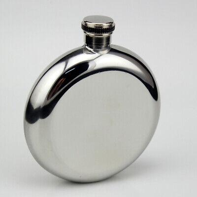 Portable Pocket Hip Liquor Whiskey Alcohol Flagon Vodka Flask Wine Bottle Travel