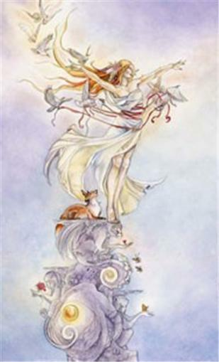 Shadowscapes Tarot Card Deck!  pagan wicca witch
