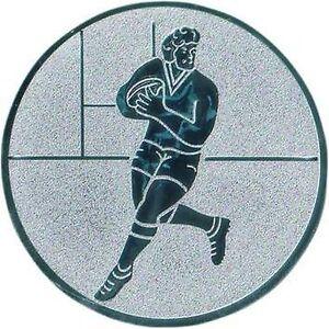 50-Embleme-American-Football-gold-D-25mm-fuer-Medaillen-Pokale-Pokal