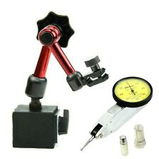 Magnetic Metal Base Bracket Dial Test Indicator Tool Magnetic Table  2020 NEW