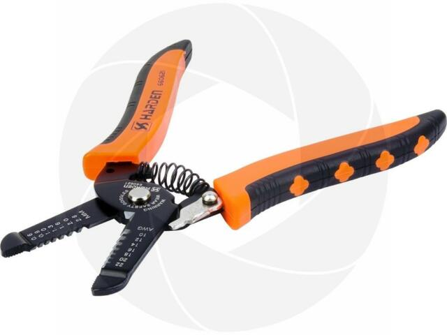 7in 175mm Wire Stripper Stripping Tool Electrical Cable Crimp Pliers