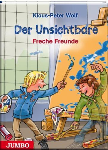 1 von 1 - Der Unsichtbare. Freche Freunde von Klaus-Peter Wolf (2014, Kunststoffeinband)