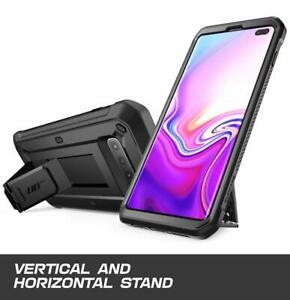 SUPCASE Unicorn Beetle Pro Full-Body Holster Case for Samsung Galaxy S8 - Black