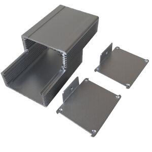 Boitier-en-aluminium-Assemblage-d-039-alimentation-electronique-de-securite-61x80mm