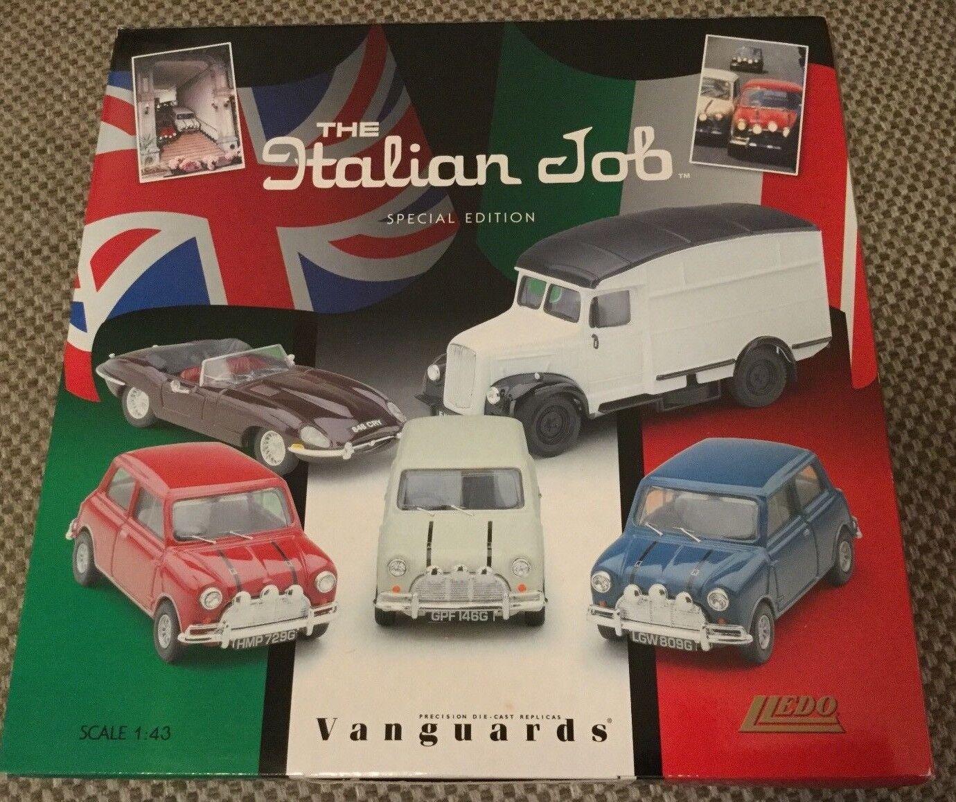 Colección de edición especial de trabajo italiano por Lledo