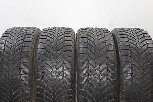 4x-Bridgestone-Blizzak-LM-32-205-55-R16-91H-M-S-MO-6mm-nr-7028