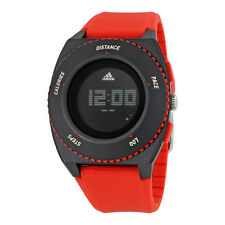 Adidas Sprung Red Silicone Mens Watch ADP3219