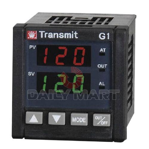 TRANSMIT G1-130-S//E-A1 TEMPERATURE CONTROLLER PLC NEW