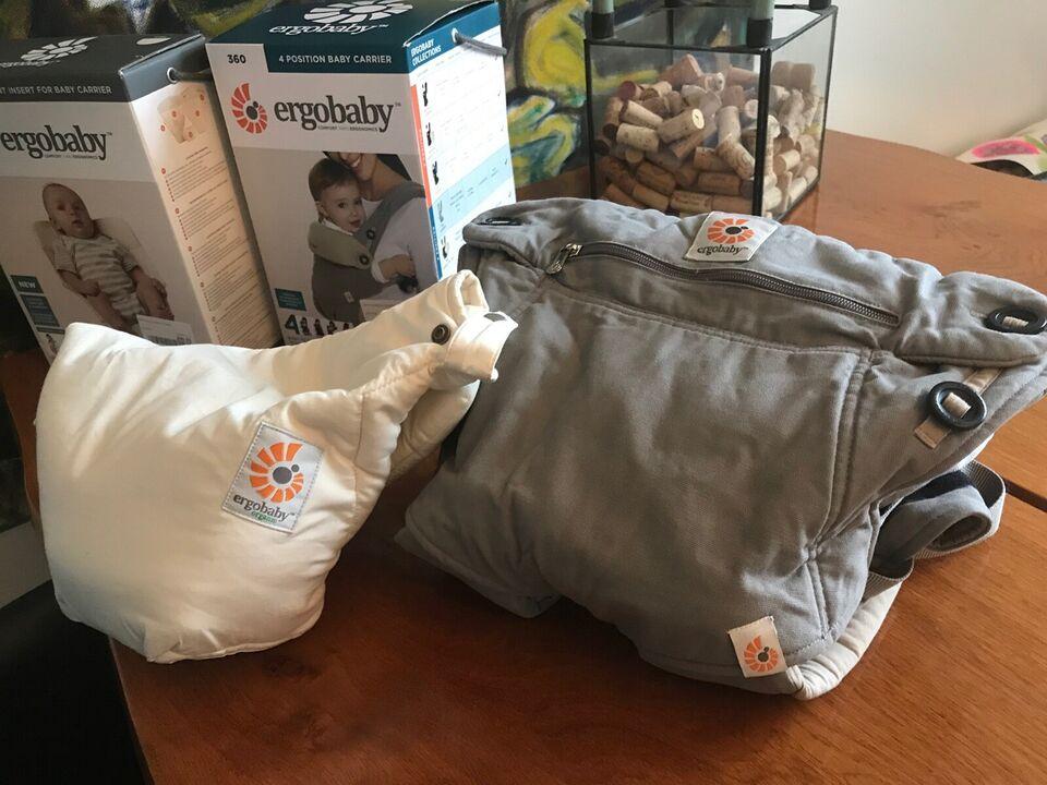 Bæresele, Super fin Bæresele med babyindsats, Ergobaby