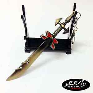 Master-Yi-League-of-Legends-LOL-Weapon-Metal-Keychain-Keyring-Key-Pendant