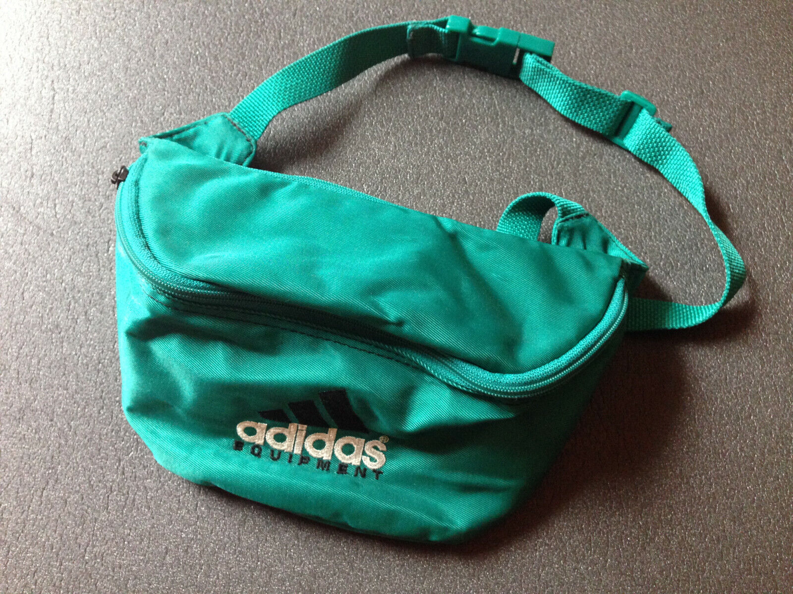 Adidas Equipment EQT Gürteltasche Hip Bag Retro vintage colourway grün Grün