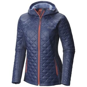 819a741302a Columbia Women s Sapphire Trail Hybrid Jacket Bluebell Small. About this  product. Stock photo  Picture 1 of 2  Picture 2 of 2. Stock photo