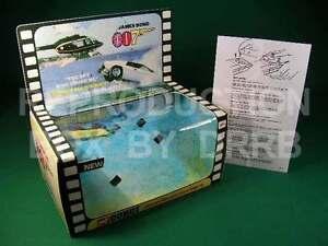 Audacieux Corgi #269 James Bond Lotus Esprit-reproduction Box Par Drrb-afficher Le Titre D'origine