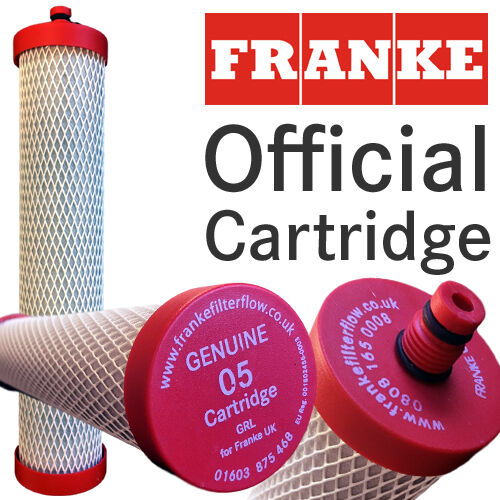 UFFICIALE FRANKE FILTRO Genuine FRANKE CARBONIO dealk NUOVO CODICE FRANKE 05