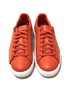 Puma-Clyde-Dressed-Men-s-US-11-5-High-Risk-Red-Retail-90