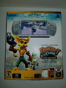 Sony-PSP-3000-Ratchet-amp-Clank-Limited-Edition-Handheld-Console