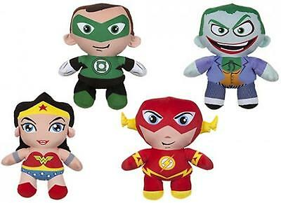 "17 \ Dc Buddy Peluche Lanterna Verde Joker Flash Superwoman""- Risparmia Il 50-70%"