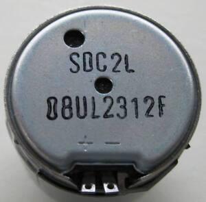 BLAUPUNKT-Radio-Motor-Kassetten-Laufwerk-SDC2L-08UL2312F-Ersatzteil-8619000675-S