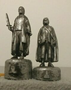 Lord of the Rings Fellowship of the Ring Chess Set Replacement Pawn Hobbit