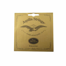 UKULELE STRINGS AQUILA NYLGUT BARITONE TUNING - DGBE LOW D - 21U SUPERIOR SOUND
