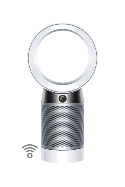 Dyson Official Outlet - DP04 Desk Air Purifier and Cooling Fan, Refurbished