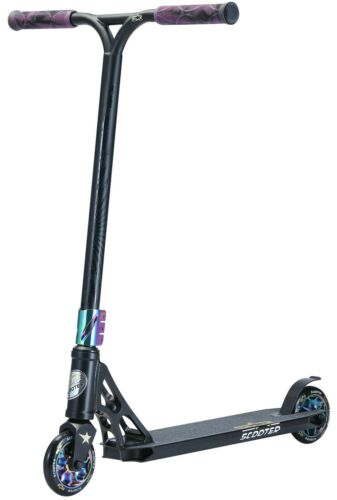 STAR-SCOOTER Professional Freestyle Kick Alu City Stunt Scooter mit HIC 110mm