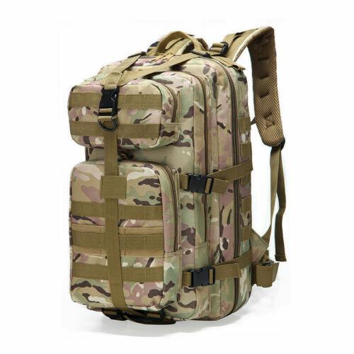 Military Tactical Army Backpack Rucksack Camping Hiking Trekking Bag 80L//35L