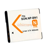 NP-BN1 Battery for Sony N CyberShot DSC-W510 W530 W560 W570 WX5 NEW