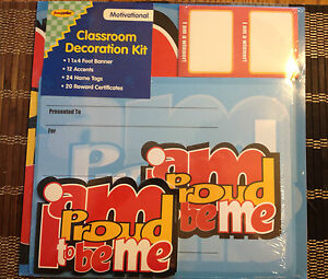 Fun Logic Motivational Classroom Decoration Kit 817425011456 Ebay