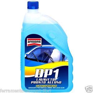 Detergente Líquido Limpiacristales Parabrisas Coche Para Bandejas Limpiar Vidrio