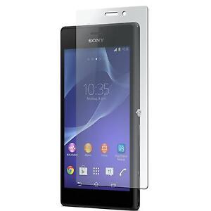 2-x-Sony-Xperia-M2-Film-de-Protection-clair-Protecteurs-Ecran