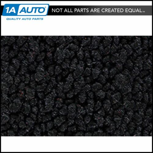 1965-67 Ford Galaxie 2 Door Hardtop 01-Black Carpet Fastback for Auto Trans