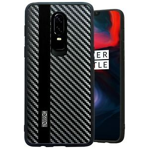 Cover-OnePlus-6-Original-Noziroh-Carbon-Case-Shockproof-Thick-Navy-Rugged-Armor